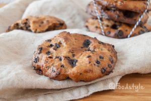 Suikervrije chocolade koekjes