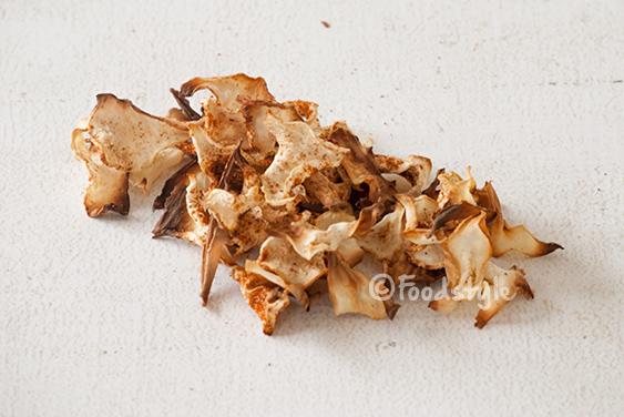 knolselderij-chips