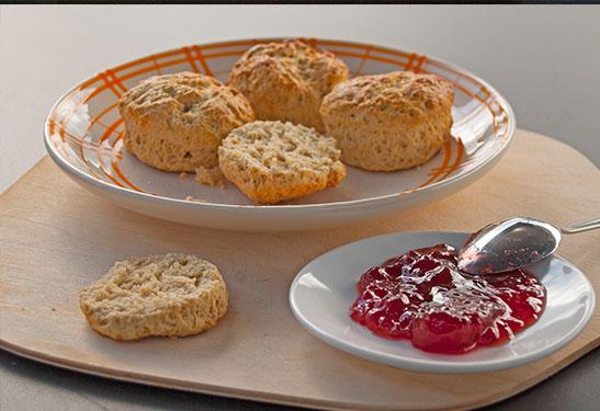 makkelijk scones recept