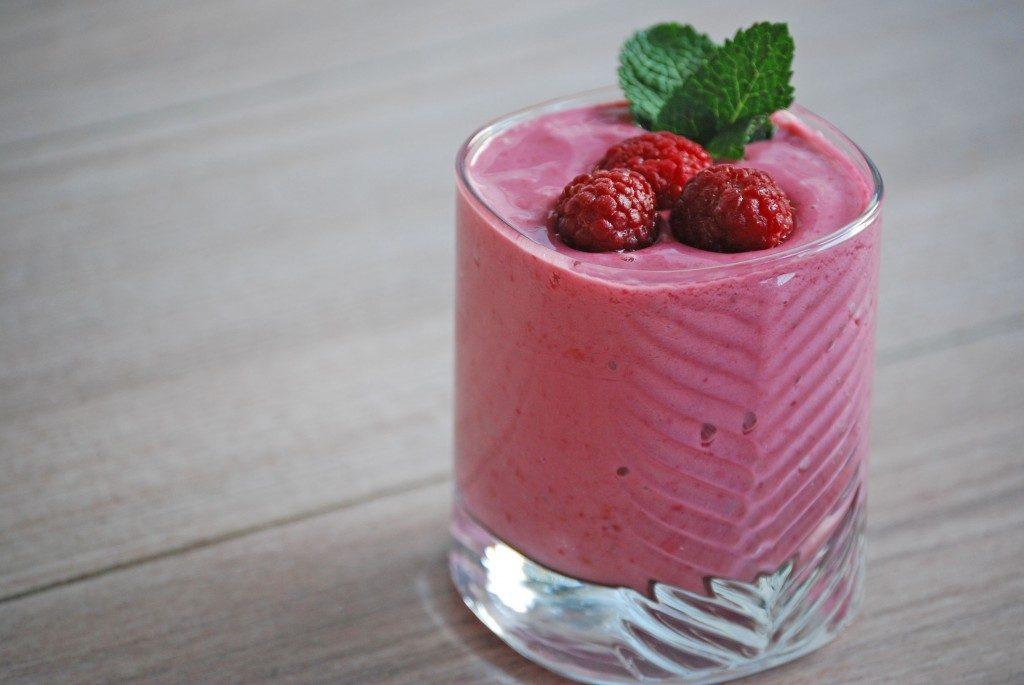milkshake zonder ijs