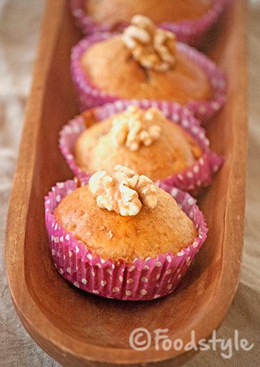 gezonde muffins voor ontbijt