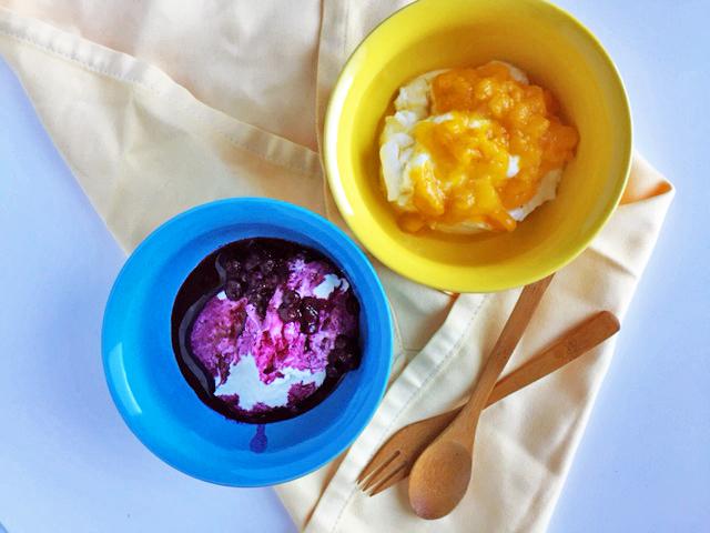 Yoghurt met fruit maar dan anders